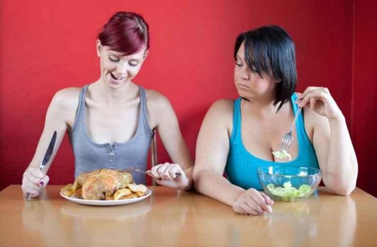 5 заболеваний, которые приводят к ожирению даже на диете