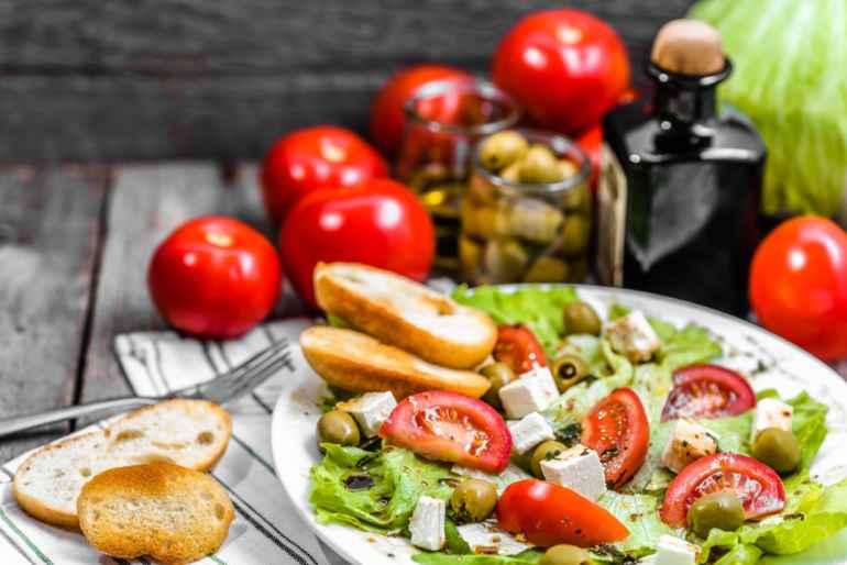 5 причин почему средиземноморская диета - одна из лучших для красивой фигуры