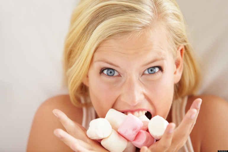 """""""5 признаков сахарной зависимости, которая мешает похудеть"""""""