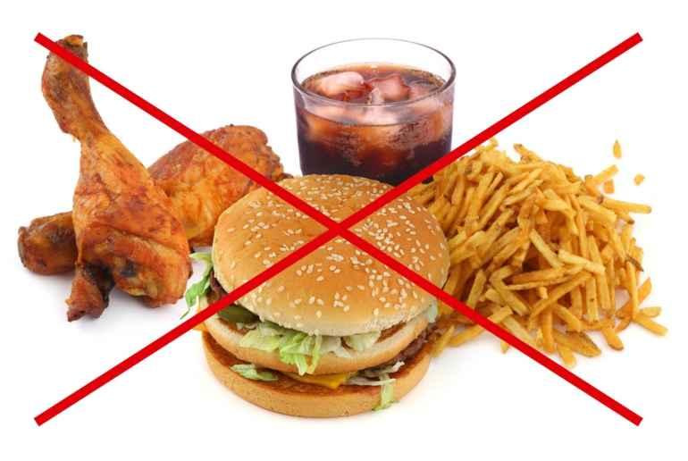 """10 """"никогда"""" для тех, кто хочет оставаться стройной после диеты"""