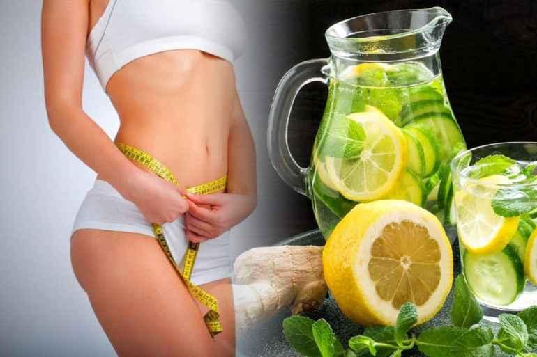 Как ускорить обмен веществ с помощью воды с лимоном