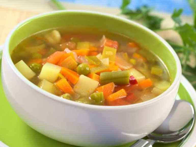 Какие супы можно и нужно есть на диете
