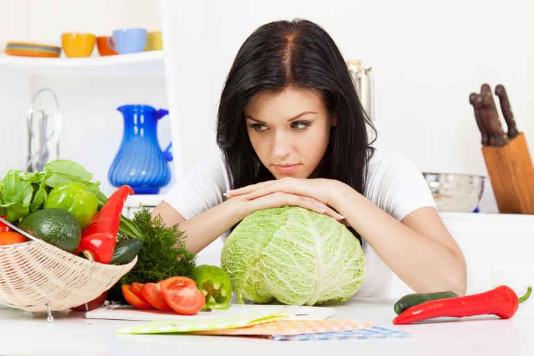 Как питаться правильно тем, кто не любит готовить