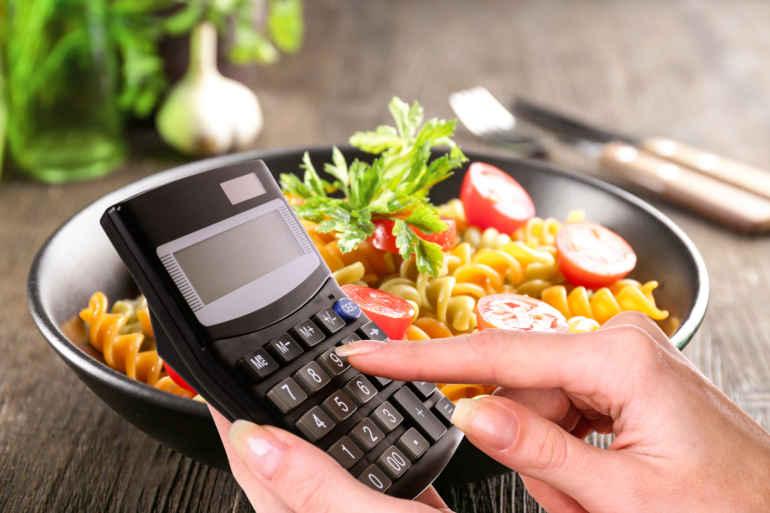 Как легко научиться постоянно вести счет съеденным калориям