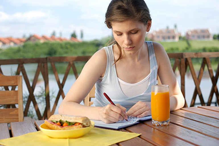5 неожиданных открытий тех, кто ведет пищевой дневник во время диеты
