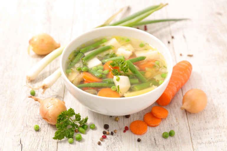 5 причин включить супы в рацион для похудения