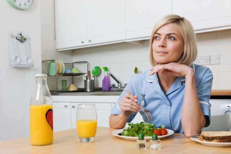 Как научиться правильно питаться, чтобы сохранить фигуру в зрелом возрасте