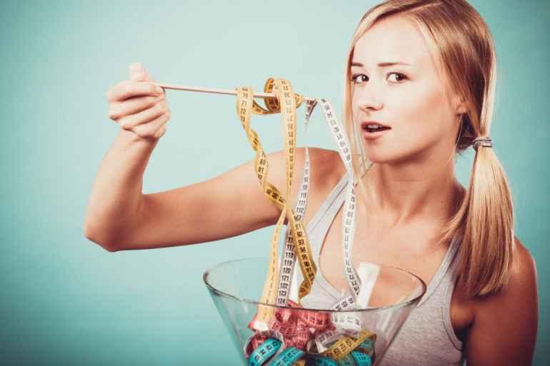 ифов о здоровом питании, которые не помогают похудеть