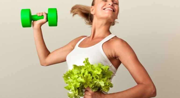 Как решить проблемы с весом правильным питанием без физических нагрузок