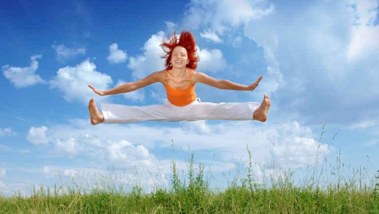 Как сохранить энергичность в течение дня, если сидишь на диете