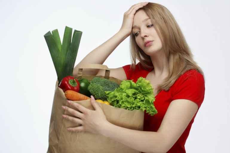 Как избавиться от лишних килограммов, если на овощи уже смотреть не хочется