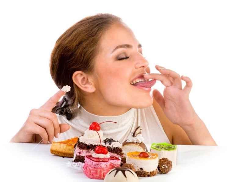 Как избавиться от тяги к лишней еде в любом возрасте?