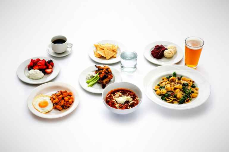 Сколько калорий на диете можно съесть за один прием пищи