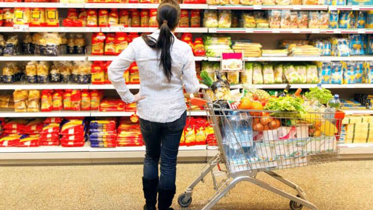 Почему частые походы в магазин приводят к срыву с диеты