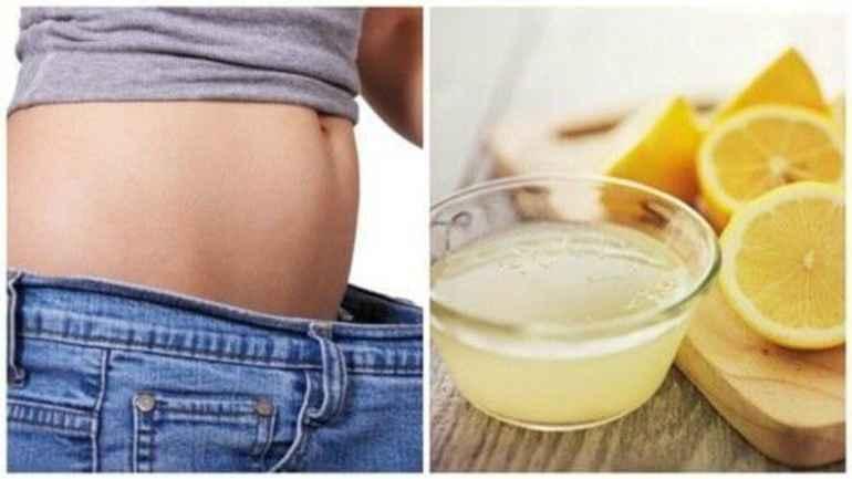 Как лимонный сок помогает худеть