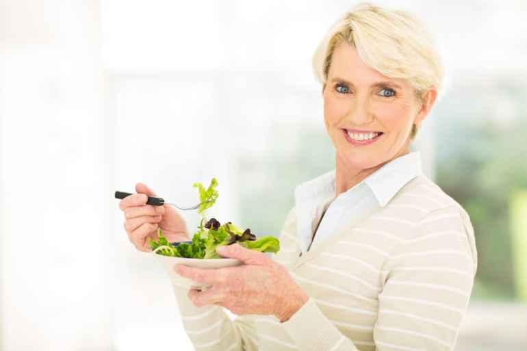 Как найти лучший рецепт стройности тем, кому за 50