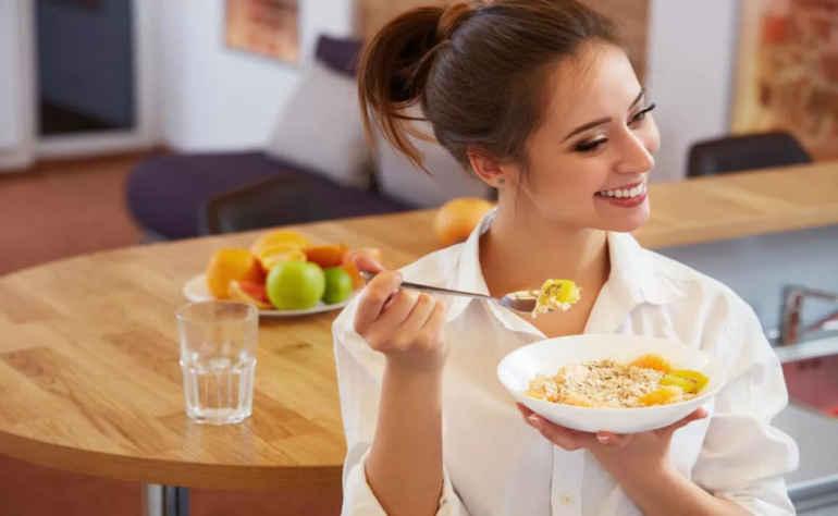 5 уловок во время еды чтобы насытиться быстрее