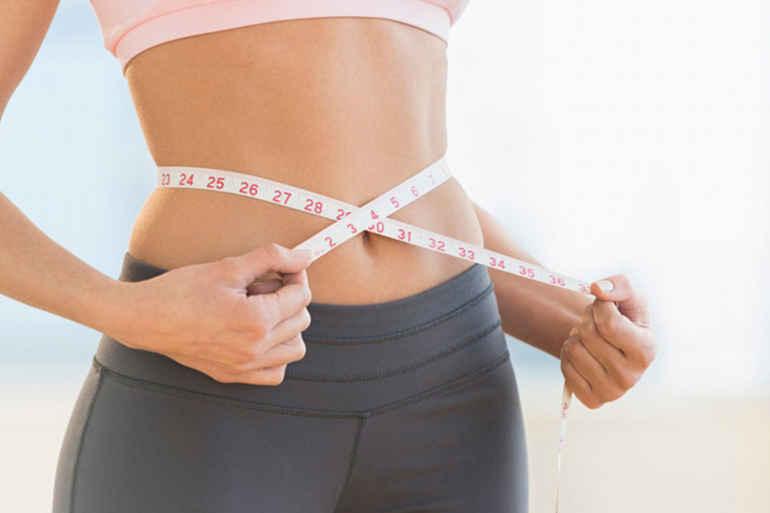 Похудел живот причины