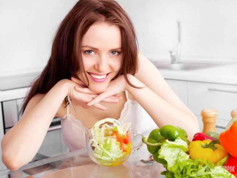Как худеть на диете без ущерба для здоровья кожи и волос