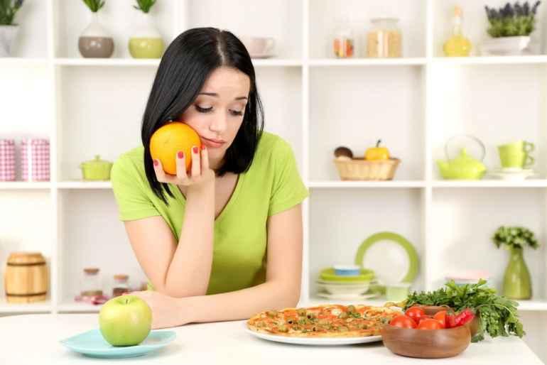Как начинать диету чтобы не мучиться от чувства голода