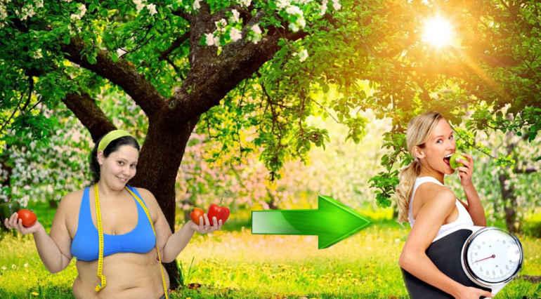 Почему весна это лучшее время для похудения?
