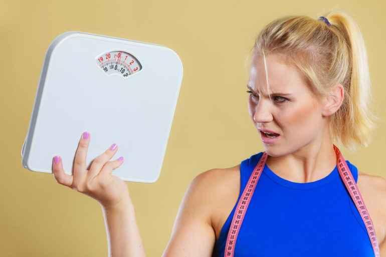 5 причин, почему не худеется даже на правильном питании