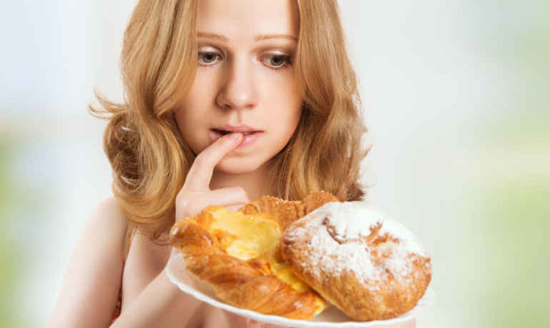 Как соблюдать диету, чтобы не сорваться на вкусняшки