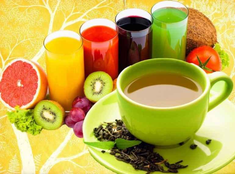 Как правильно пить привычные напитки, чтобы не набирать лишние калории