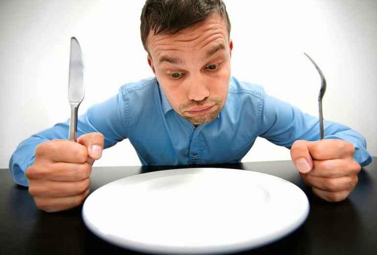 5 причин, по которым чувство голода только вредит похудению