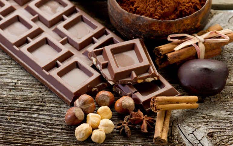 Какой шоколад можно есть не опасаясь избытка калорий