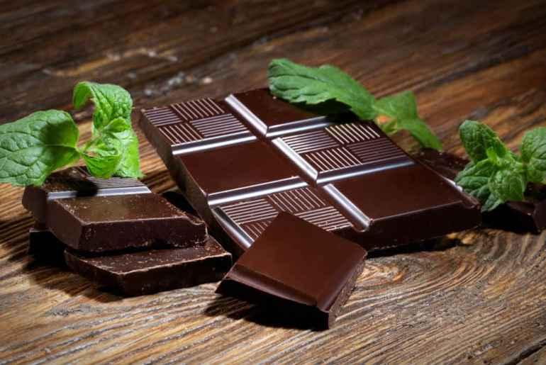 5 причин полюбить чёрный шоколад тем, кто хочет красивую фигуру.