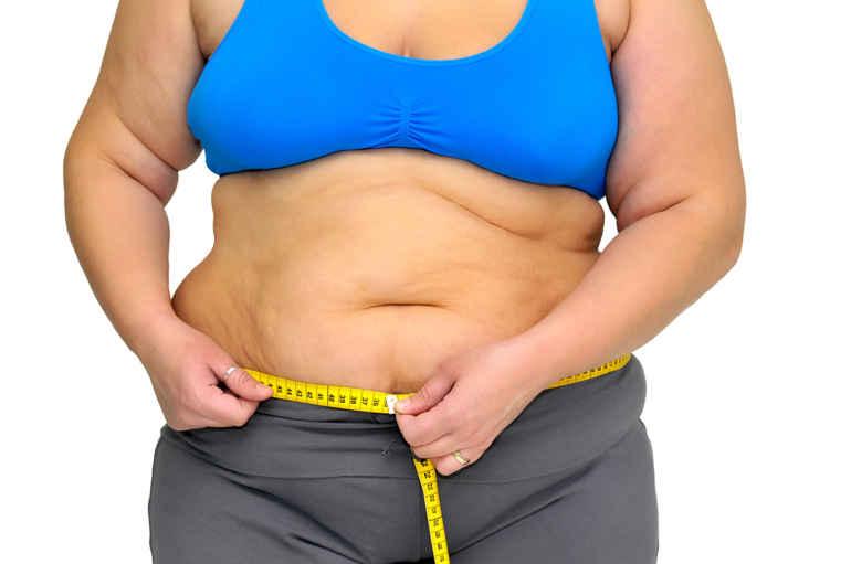 Как похудеть в животе при климаксе