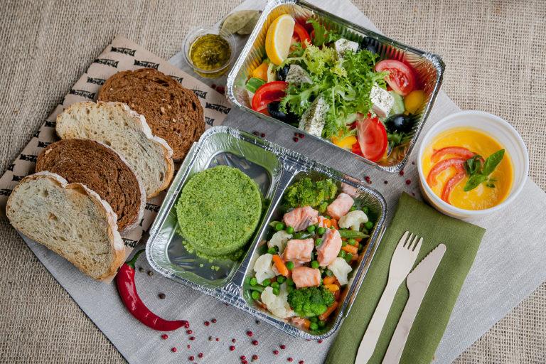 Что заказывать в доставке еды без угрызений совести тем, кто на диете