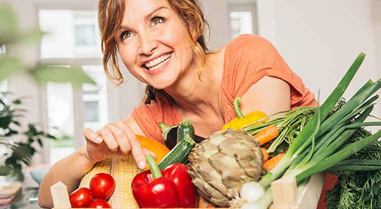 Правильное питание для тех, кому за 40: 5 главных особенностей меню