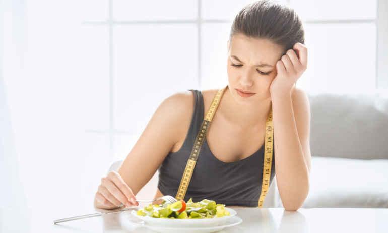 Почему нельзя питаться однообразно тем, кто хочет сбросить лишний вес