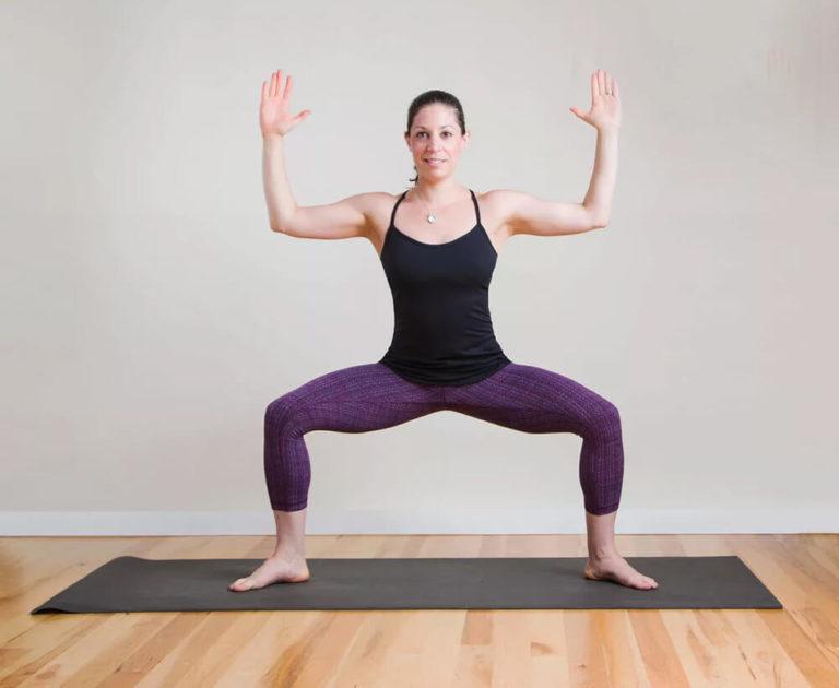 5 асан йоги для улучшения метаболизма на диете