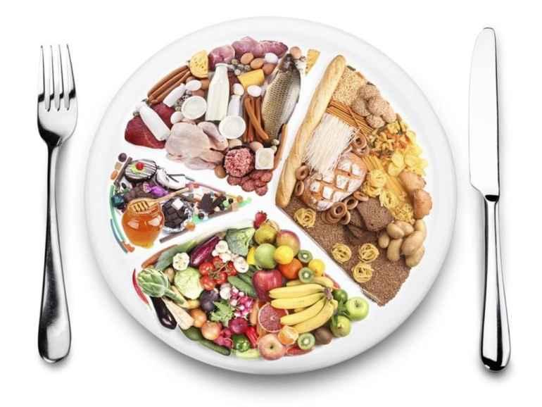 Как составить сытный рацион без подсчета калорий, чтобы сбросить лишний вес
