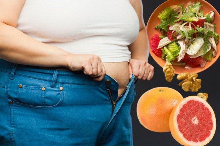 Кому грозит лишний вес даже при правильном питании