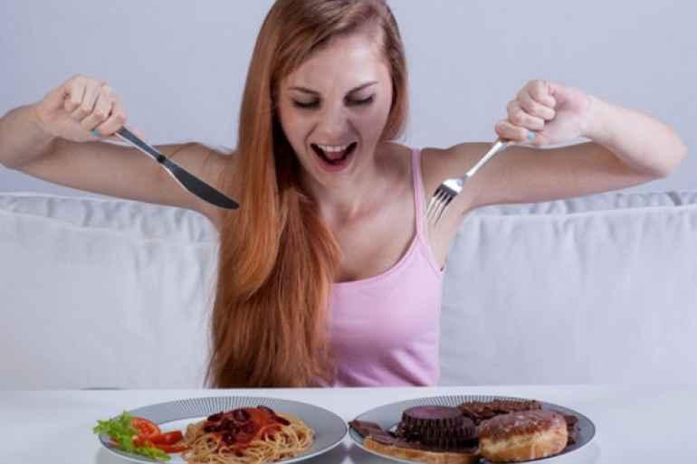 Как отказаться от диеты, чтобы не набрать вес заново
