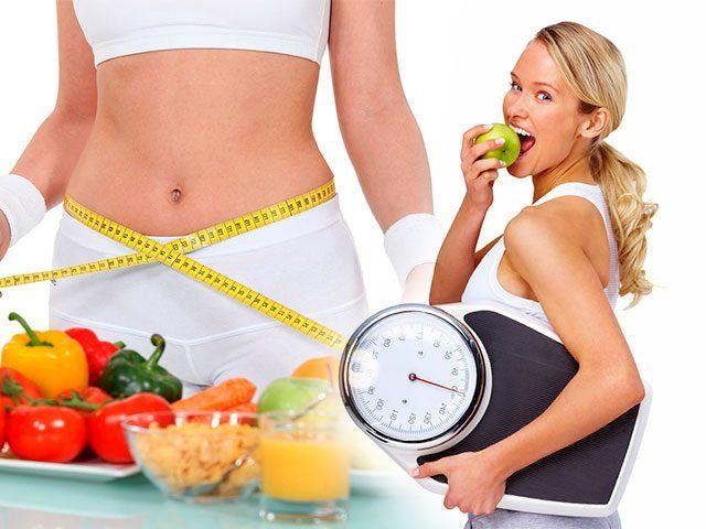 Похудение без диеты в домашних условиях