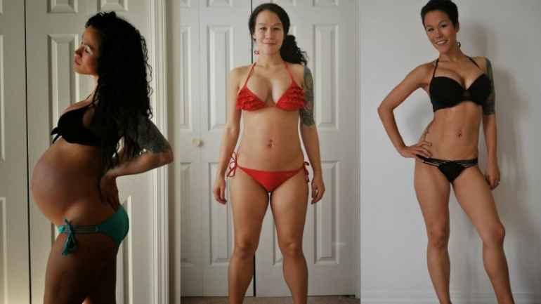 6 секретов стройности молодых мам, чтобы привести фигуру в порядок
