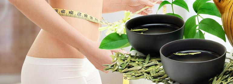 Как сбросить лишний вес на травах