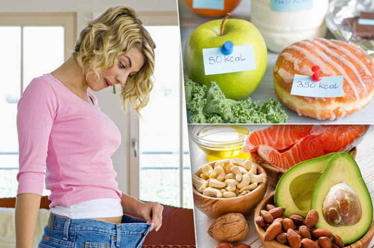 Как легко сбросить вес с помощью интуитивного питания