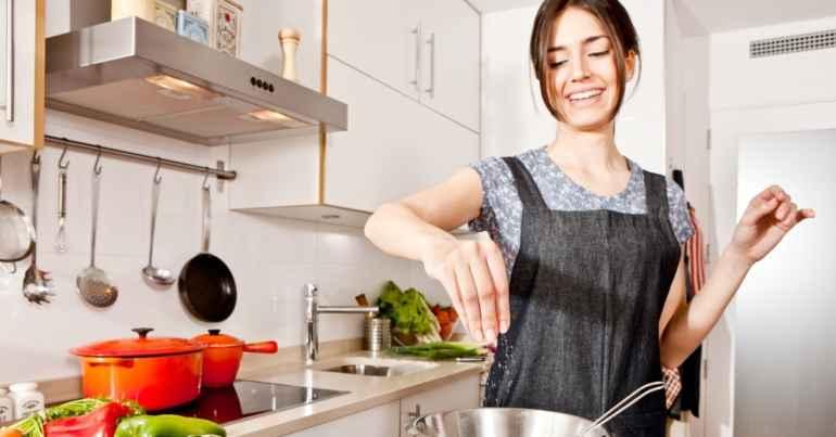 Как правильно питаться и не проводить весь день у плиты