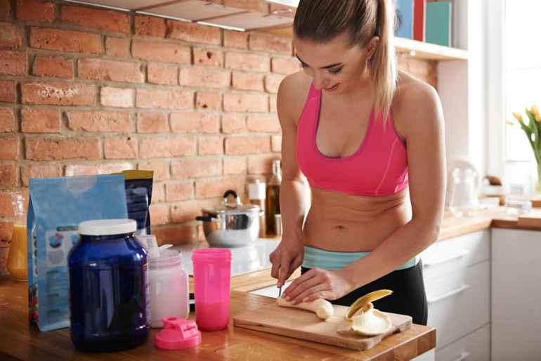 Как использовать спортпитание с пользой для похудения