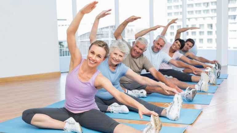 5 принципов для поддержания тела в форме на долгие годы