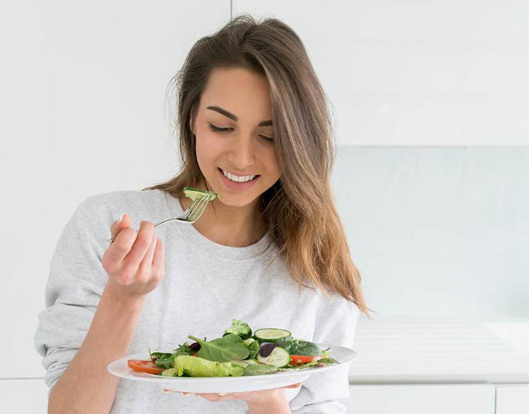 Здоровая Диета Моделей. Что едят супермодели: 5 рационов для идеального тела