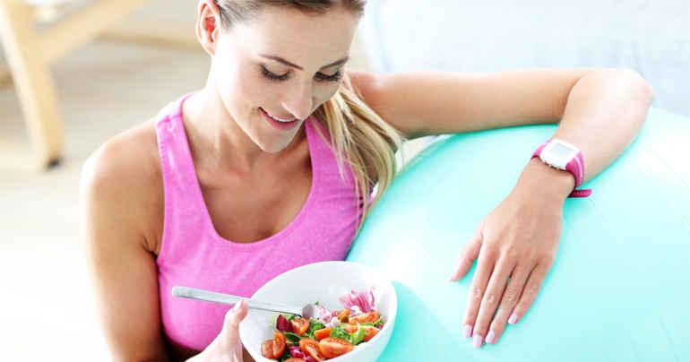 Как худеть поэтапно и не знать, что такое голод на диете