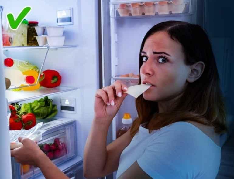Когда можно есть на ночь и не толстеть