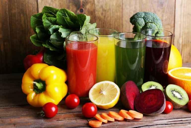 Сок Овощной Диета. Соковая диета для похудения — рассмотрим во всех подробностях